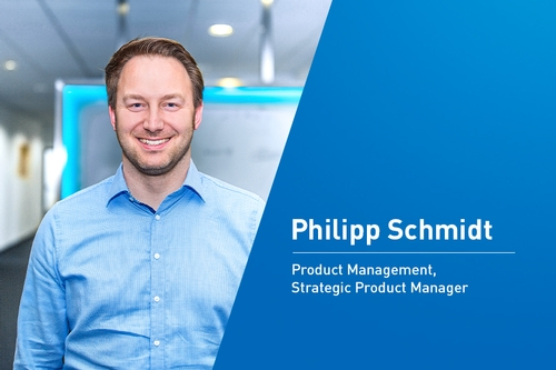 Philipp Schmidt, Strategic Product Manager vo FreightTech spoločnosti TIMOCOM